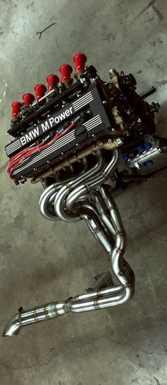 Engine —- BMW ——– M Power