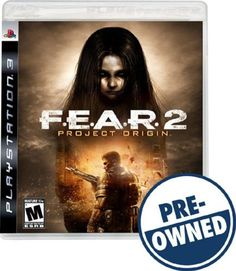 F.E.A.R. 2: Project Origin — PRE-Owned - PlayStation 3