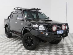 Used Toyota Hilux SR5 (4x4), Jandakot, 2013 Toyota Hilux SR5 (4x4) Dual Cab Pick-up