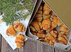 vaj mascarpone cukor liszt dió baracklekvár édességek advent adventi naptár karácsony rugelach