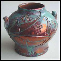 De Porceleyne Fles - Jacoba aardewerk vaas