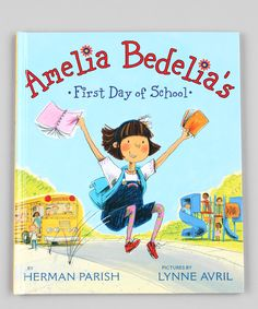 (Book Titles) #2   Amelia Bedelia's First Day of School