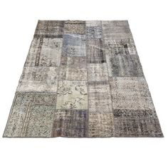 Vintage Rug Grey 200x300 now featured on Fab.