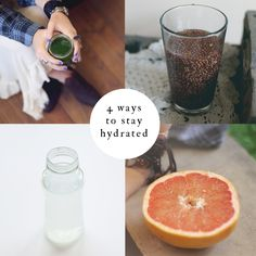 4 ways to stay hydrated this winter.