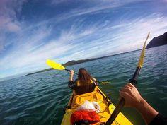 Weekend Escape: Kayaking the Hauraki Gulf, New Zealand Greece Tourism, Kayak Adventures, Rock Climbing, Water Sports, Rafting, Where To Go, Outdoor Activities, Mountain Biking, Wilderness
