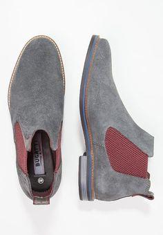Bugatti Boots - grau - Zalando.co.uk http://www.99wtf.net/young-style/urban-style/classic-mens-hats-urban-fashion-2016/