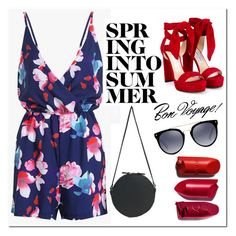 """Playing with colors"" by b-necka ❤ liked on Polyvore featuring Jimmy Choo"