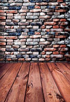 Custom Backdrops, Muslin Backdrops, Wall Backdrops, Vintage Flowers Wallpaper, Flower Wallpaper, Brick Wall Background, Backdrop Stand, Rubber Flooring, Types Of Lighting