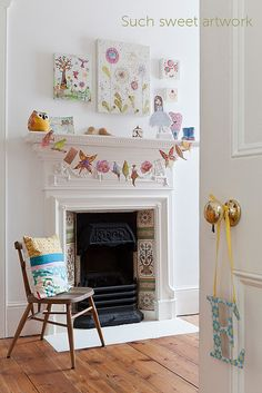 Heart Home Sneak Peek by decor8, via Flickr