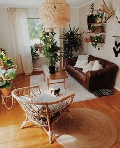 51 Scandinavian Living Room Ideas You Were Looking For Boho Living Room Ideas Living Room Scandinavian Boho Living Room, Living Room Seating, Living Room Lighting, Plants In Living Room, Living Room Green, Cozy Living, Living Spaces, Scandinavian Living, Scandinavian Interior