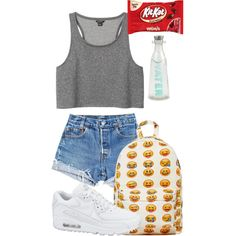 Untitled #248, created by kgoldchains on Polyvore