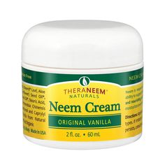 TheraNeem neem leaf an neem oil cream vanilla scented, 2 ounces. Neem cream calms and moisturizes skin. Packed with Antioxidants and essential fatty acids Facial Skin Care, Natural Skin Care, Neem Oil, Insect Bites, Essential Fatty Acids, Home Remedies, Healthy Skin, Body Care, Herbalism