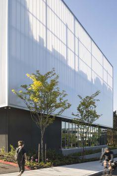 University of Washington West Campus Utility Plant / The Miller Hull Partnership / Washington , United States