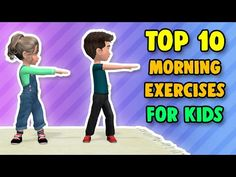 Stretches For Kids, Exercise For Kids, Preschool Readiness, Preschool Activities, Physical Therapy, Physical Education, Gymnastics For Beginners, Kids Moves, Music And Movement