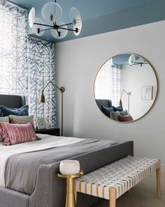These super-talented Black interior designers are responsible for some of the most beautiful and innovative projects in the industry. Here's why they're ones to watch. Best Blue Paint Colors, New Home Designs, I Feel Good, Innovation, New Homes, House Design, Interior Design, Bed, White Interiors