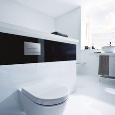 www.tece.pl #DESIGN #ModernBathroom #TECE #TECEsquareII Modern Bathroom, Toilet, Bathtub, Design, Standing Bath, Funky Bathroom, Flush Toilet, Bathtubs, Bath Tube