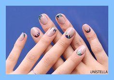 [#유니스텔라트랜드] ✨ #오늘네일뭐하지? #고드름네일 #blackiciclenails #부담스럽지않고 #적당히 #unistella #daily_unistella #daily_uninails #blackiciclenails #NOTD ✔유니스텔라 내의 모든 이미지를 사용하실때 사전 동의, 출처 꼭 밝혀주세요❤