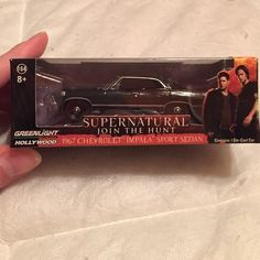 Supernatural Collectible Car Brand new, official merchandise.  Hot Topic Other