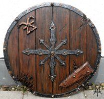 Valhalla Rising - decorative shield 2 by *morgenland on deviantART