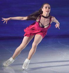 Alina Zagitova Hot