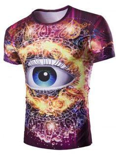 GET $50 NOW | Join RoseGal: Get YOUR $50 NOW!http://www.rosegal.com/mens-t-shirts/3d-abstract-eye-print-round-neck-short-sleeves-t-shirt-for-men-523388.html?seid=7640221rg523388