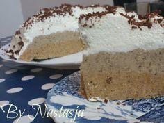 Kesten desert torta - 5 podloga i krema s mljevenim orasima - dosta zasitna