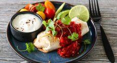 LANGPANNEBRØD MED SAMMALT HVETE OG FRØ | TRINES MATBLOGG Frisk, Chicken, Meat, Recipes, Beef, Rezepte, Ripped Recipes, Recipe, Recipies