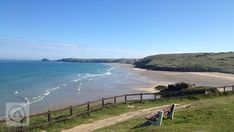 Tollgate Farm Caravan and Camping Park in Perranporth, Cornwall