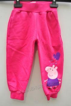 Spodnie dziecięce Peppa 368168  _A12  (92-122)