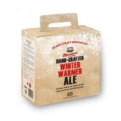 Muntons Premium Gold - Winter Warmer Ale Beer Kit