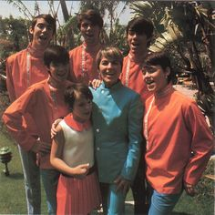 Today, 4-24 in 1969 - The singing family, The Cowsills, received a gold record for their hit single, Hair, from the Broadway show of the same name.