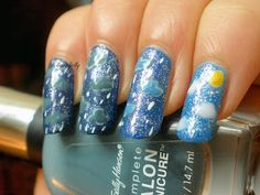 The Sparkle Queen: 70+ Spring & Easter Nail Art Ideas: Part ONE