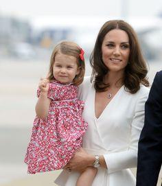 Inside Kate Middleton, Prince William, Prince George, and Princess Charlotte's Royal Trip to Poland