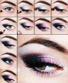 Love this! It is more suited for my hooded lids, but would look gorg on open eyes