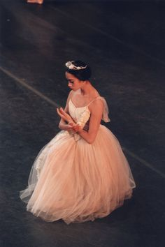Stella Abrera as Giselle | Photo by Rosalie O'Connor