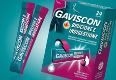 Packaging design Gaviscon
