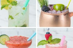 No Alcohol? No Worries. We've Got You Covered With These Refreshing Summer Mocktails