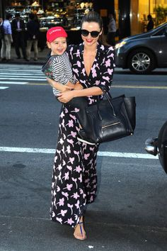 Miranda Kerr and son Flynn's 17 best mother-son street style moments ever.
