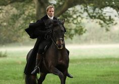 Captain Wentworth on a horse. :)