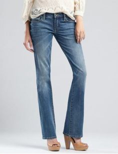 Lucky Brand Women's Vale Easy Rider Jean « Impulse Clothes