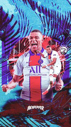 Messi Psg, Mbappe Psg, Lionel Messi, Neymar, Football Today, Ronaldo Wallpapers, Football Wallpaper, Art Direction, Social Media Design
