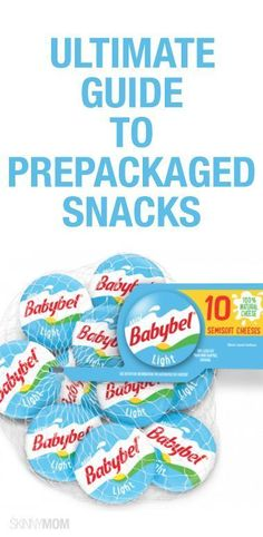 You guide to finding healthy prepackaged snacks for your kids!