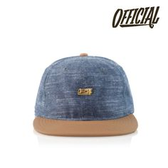 Official Gold Cham Strap Back