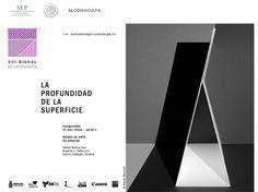 """La XVI Bienal de Fotografía te invita a la inauguración de la exposición """"La Profundidad de la Superficie"""". Viernes 21 de noviembre de 2014 en el Museo de Arte de Sinaloa (#MASIN), a las 19:30 horas. Entrada libre. #Culiacán, #Sinaloa."""