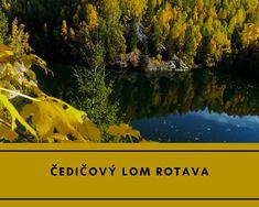 Čedičový lom Rotava v Krušných horách patří mezi nejkrásnější zatopené lomy v ČR. Pokud přemýšlíte, kam vyrazit, je to ideální místo na výlet. Movie Posters, Movies, Travel, Bohemia, House, Viajes, Films, Film Poster, Cinema