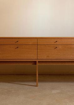 Sideboard Furniture, Antique Furniture, Wood Furniture, Furniture Design, Credenza, Japan Design, Japanese Furniture, Woodworking Furniture, New Living Room