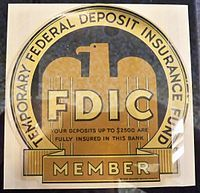 Federal Deposit Insurance Corporation Wikipedia Federal