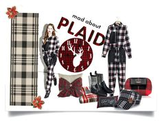 """Mad About Plaid"" by leopardtrax on Polyvore featuring Pendleton, 3.1 Phillip Lim, Kate Spade, plaid, polyvorecommunity and MadAboutPlaid"