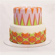 Fondant   Cakes  Modern Bite