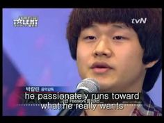 STUNNING!!!   [Korea's Got Talent] Homeless Boy Sung-bong Choi!!! With An Amazing Voic...